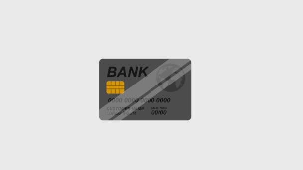 kreditní nebo debetní kartu ikony