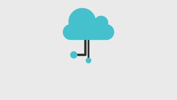 Cloud tárolási ikonok