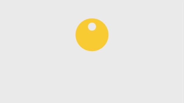 klíčové spinnning ikony