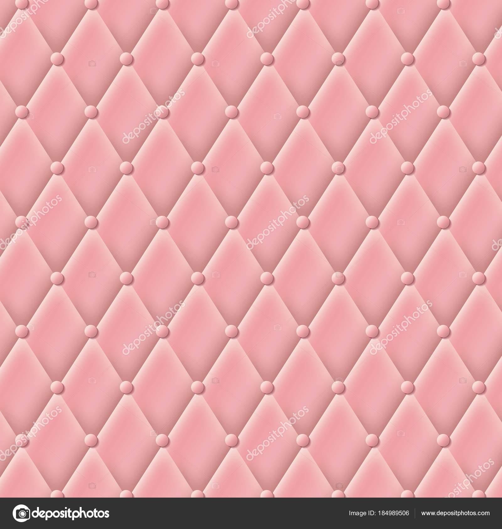 Glatter dachziegel textur  Rosa Raute glatte Textur Muster Hintergrund — Stockvektor ...