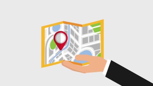 applicazione di navigazione GPS