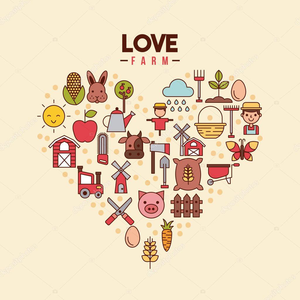 love farm flat