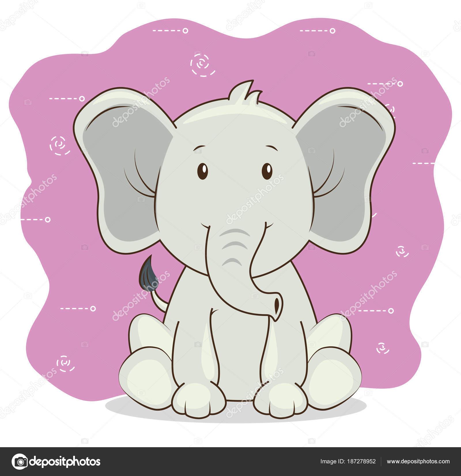 Imágenes Animados De Animales Tiernos Dibujos Animados Animales