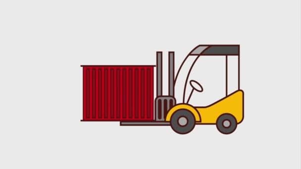 logisztikai árufuvarozási szolgáltatást