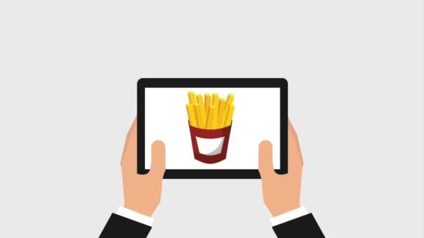 Rychlé občerstvení online