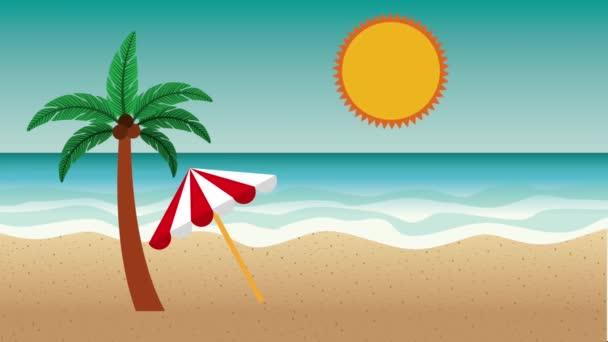 Vacanze di viaggio estate