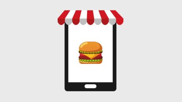 Jídlo objednávky online