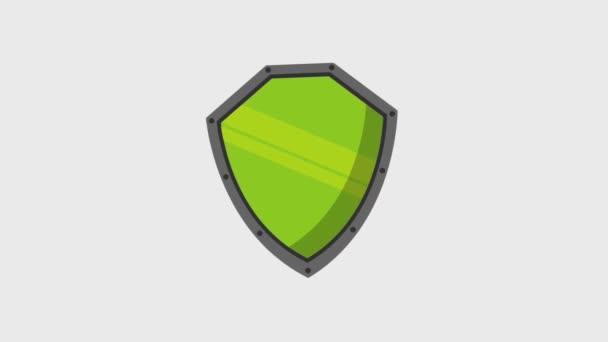 számítógépes biztonsági technológia animáció hd