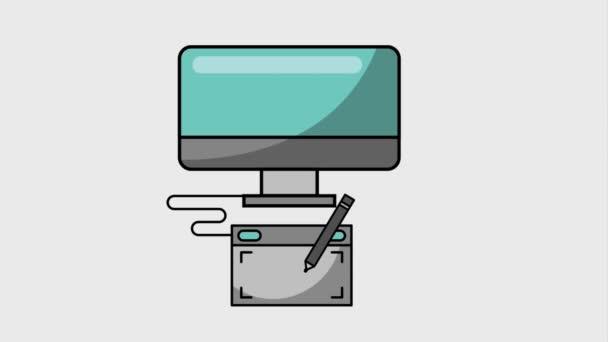 tvořivost, učení design animace