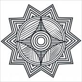 icona di arte monocromatiche di Montedoro