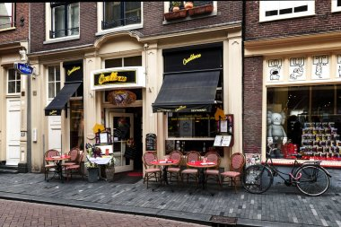 Style of life in Amsterdam