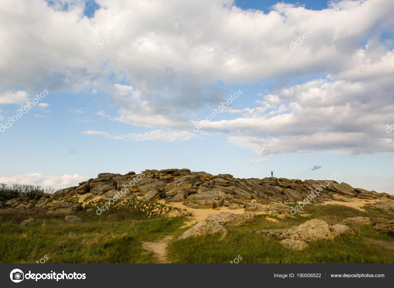 石範囲 Kamyana モヒラ、Terpinn...