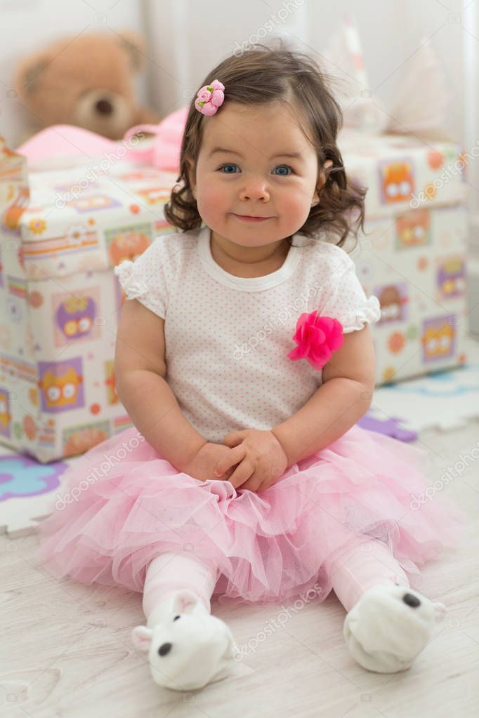 Images: 1 year old baby girl birthday dress | Cute baby