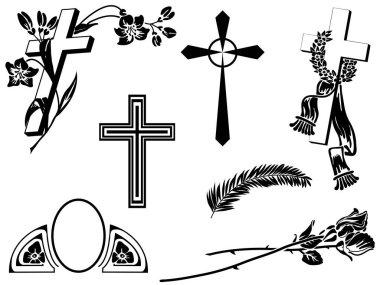 Funeral announcement elements