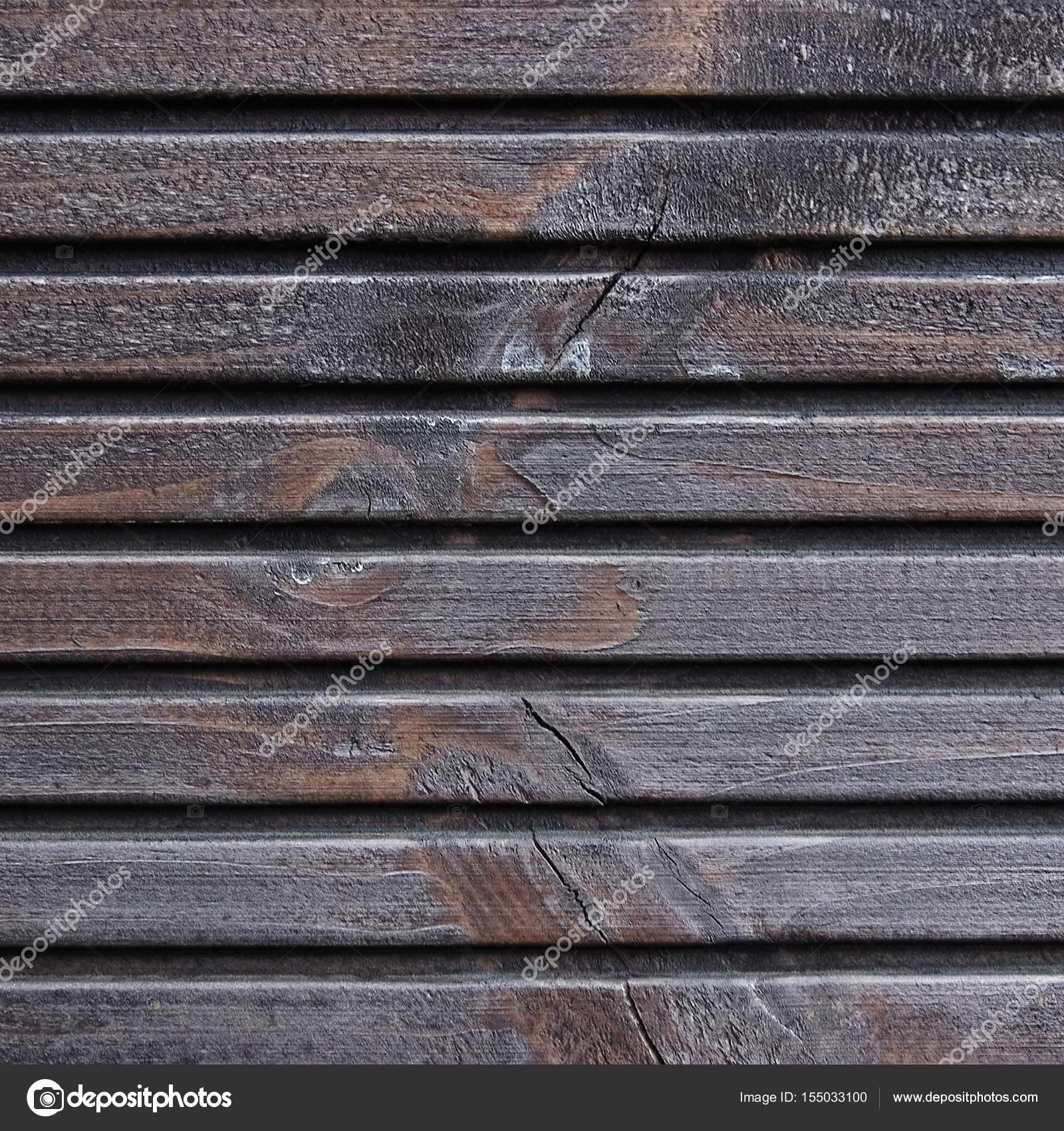 Holzbrett Terrasse Board Schwarz Grau Holz Teer Farbe Textur