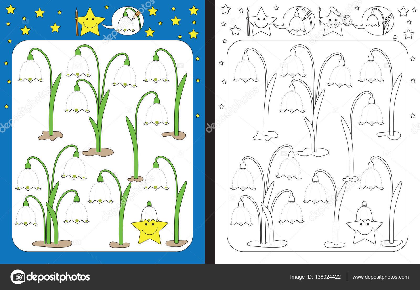 Star Preschool Worksheet. Star. Best Free Printable Worksheets