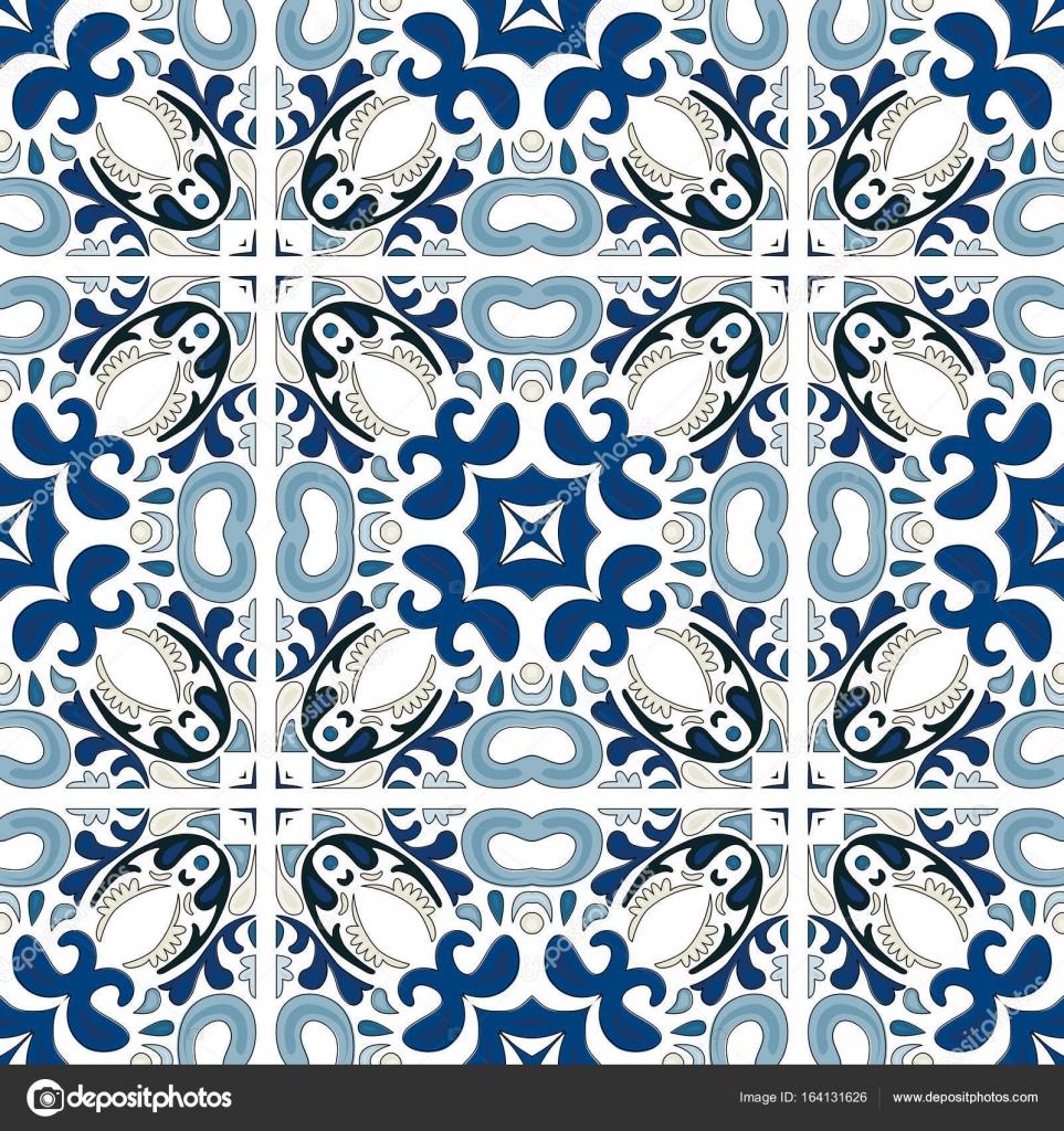 Dibujos Azulejos Portugueses Archivo Imagenes Vectoriales C Nahhan - Azulejos-con-dibujos