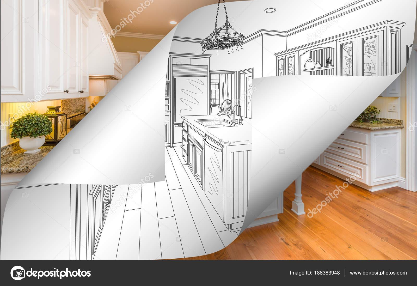 Bancos Cocina | Cocina Dibujo Pagina Esquinas Con La Foto Detras De Los Bancos
