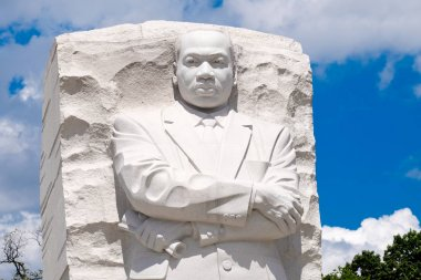 The Martin Luther King Jr. National Memorial in Washington D.C.