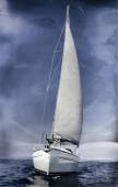 Ročník styl image plachetnice
