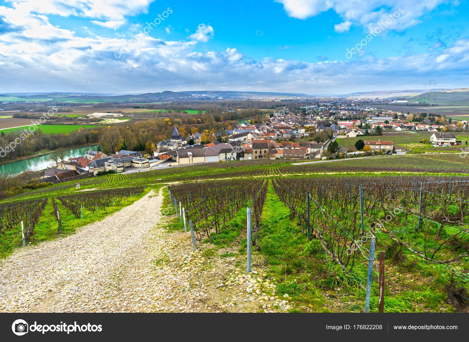 Mareuil sur ay epernay marne champagne region france for Champagne marne