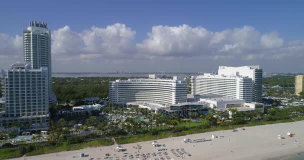 Fontainebleau Hotel Miami Beach Stockvideo C Felixtm 134683932