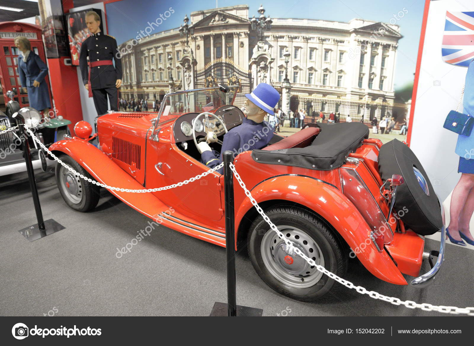 Miami Auto Museum at the Dezer Collection – Stock Editorial Photo ...