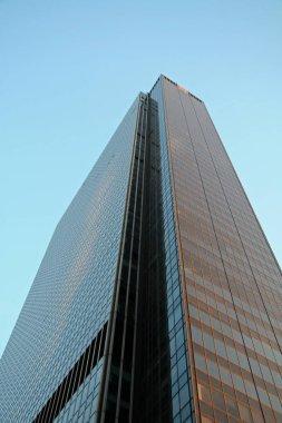 New York City Skyscraper Building