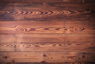 background of old fir wood planks