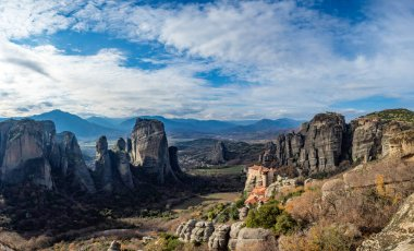 The Holly Monastery of Meteora
