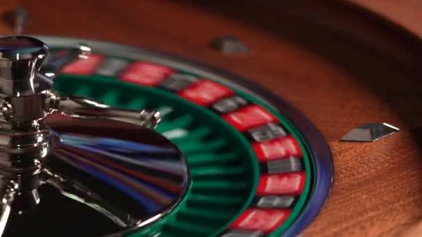 Uzavření rulety v kasinu - Selektivní zaměření