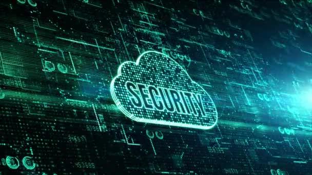 Síťová a datová připojení, technologie zabezpečené datové sítě Digital Cloud Computing, koncepce kybernetické bezpečnosti