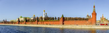 Kremlin from the Moscow River