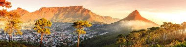 Table Mountain and Lions Head