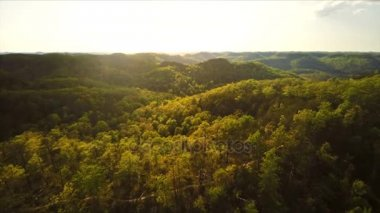 Red River Gorge at sunset