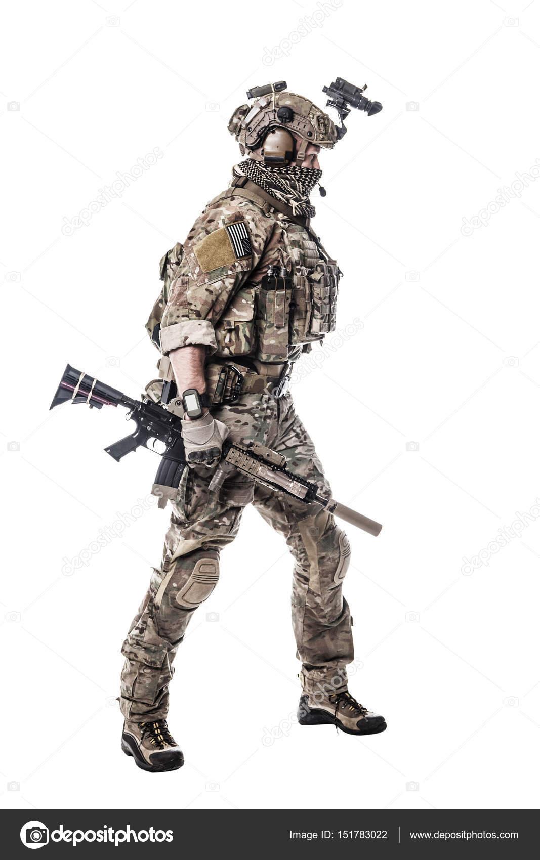 Army Rangers Combat Uniform
