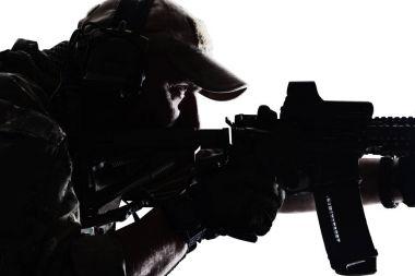 Practical shooting sportsman