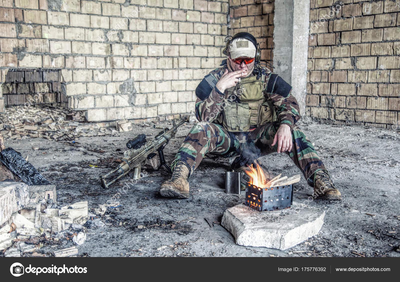 наверняка вид спецназовца после боя фото разгона были применены
