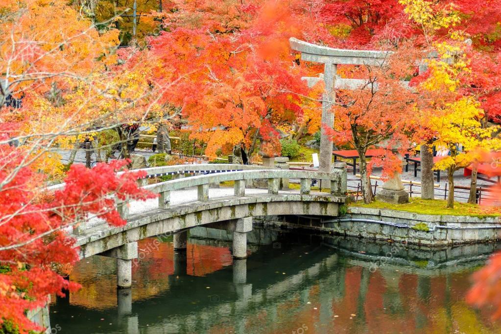 京都の永観寺 — ストック写真 © ...