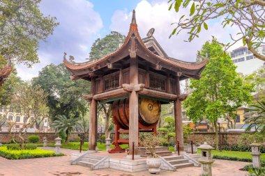 drum tower in Temple of Literature
