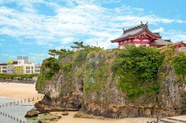 Naminoue Shrine in okinawa