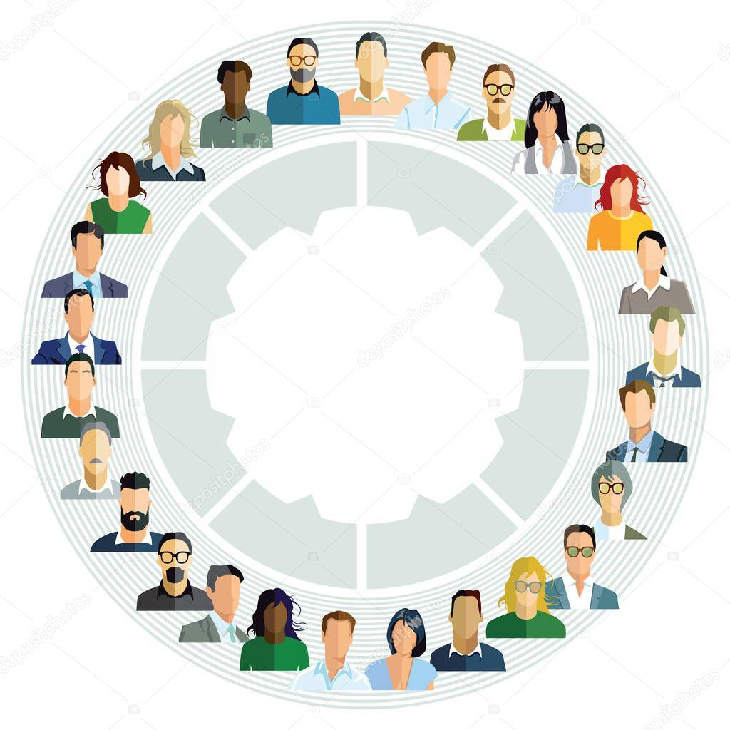 Employee planning, cooperation report