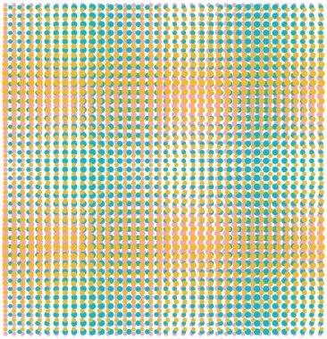 randome sizes dots seamless pattern.
