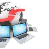 Notebooky síť a země světa