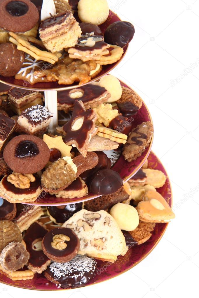 Traditional Czech Christmas Cookies Stock Photo C Jonnysek 126518776