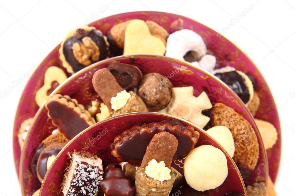 Traditional Czech Christmas Cookies Stock Photo C Jonnysek 126526126