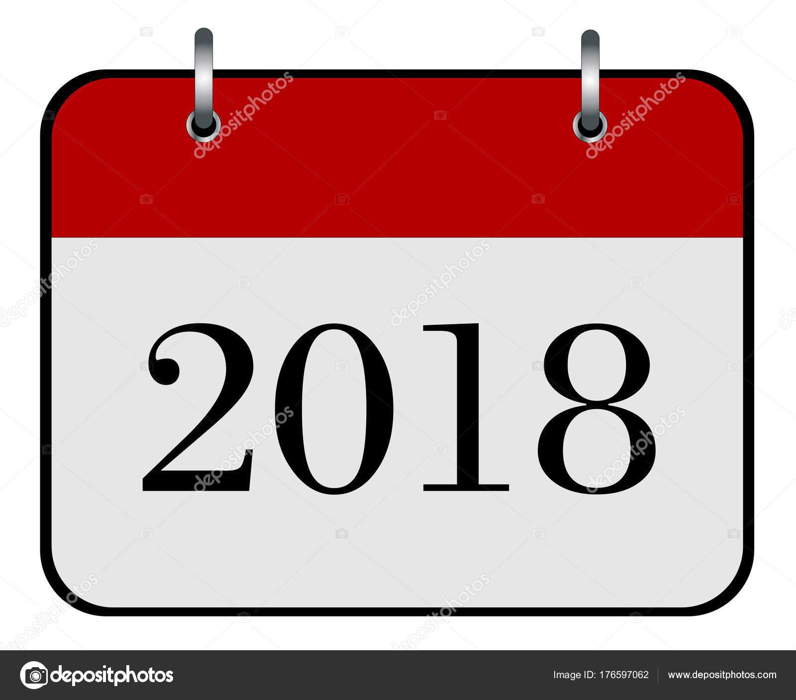 year calendar 2018 2018