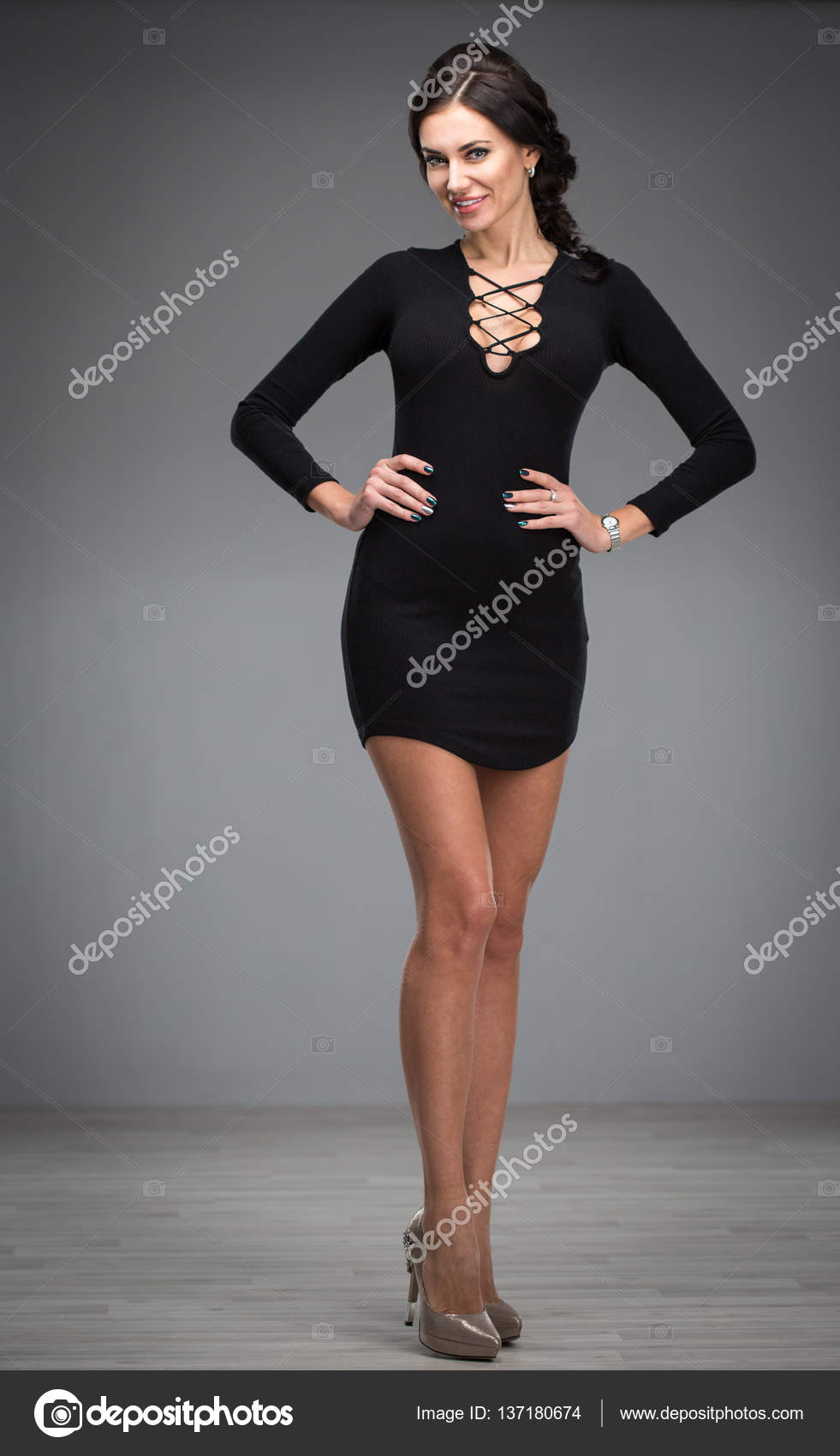 Vestidos cortos mujer