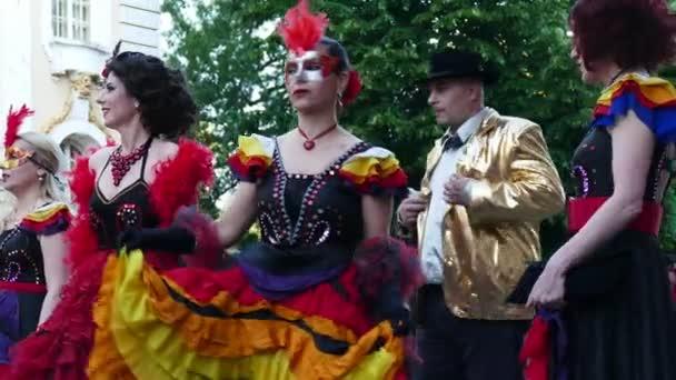 Karneval v Gabrovu - Bulharsko