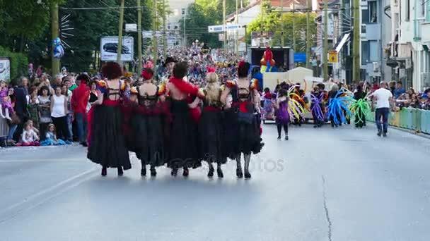 Karnevál Gabrovo - Bulgária.